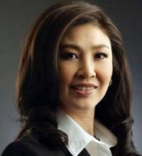 Yingluck Shinawatra<br>(ยิ่งลักษณ์ ชินวัตร)